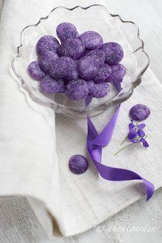 violette bonbons