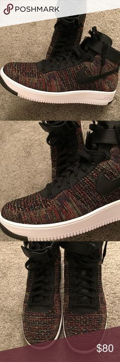 Nike Air Force 1 High Premium iD Shoe | Shoes | Pinterest | Air force and Nike  air force