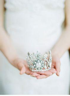 15 Wedding Hair Accessories Tiara That Will Drive You Crazy Princess Wedding, My Princess, Princess Crowns, Princess Style, Princess Party, Princess Charming, Princess Caroline, French Wedding, Dream Wedding