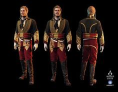 ArtStation - Assassin's Creed Unity - Marcourt, charles lim