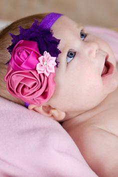 modelinhos de tiaras para bebe
