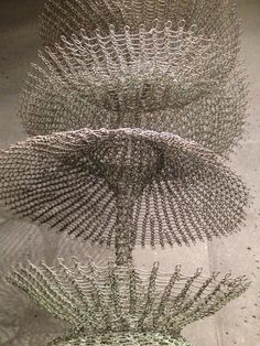 Ruth Asawa at the DeYoung.