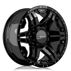 N300 series. Available in 20x9. Custom made for you! www.nascarwheels.com #nascar #offroad #wheels #rims #20inch