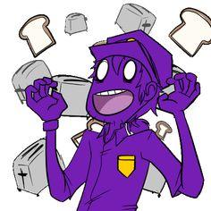 purple fnaf - Buscar con Google