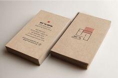 Business Card - Interior design & constructor on Behance Architecture Business Cards, Architecture Logo, Modern Business Cards, Business Card Logo, Desing Inspiration, Visiting Card Design, Name Card Design, Logo Design, Graphic Design
