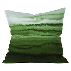 DENY Designs Monika Strigel Within The Tides Fresh Forest Throw Pillow - 60088-OTHRP26