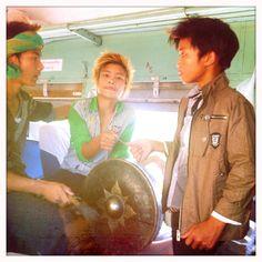 Zugfahrt in #Burma #Myanmar www.reiseinspiration.ch - Ideen die beflügeln!