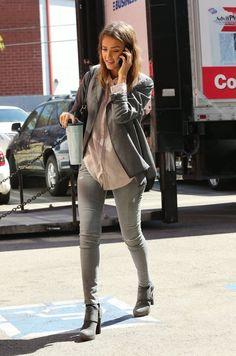 Jessica Alba in LA