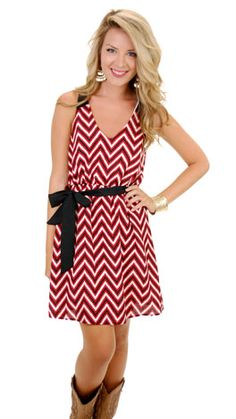 Game day dress! Roll tide!     For Great Sports Stories and Audio Podcasts, Visit our Blog at www.RollTideWarEagle.com