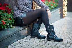 Pretty in black - Mom - Blog da Carlota - It shoes