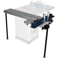 Jessem 07500 Mast R Slide Sliding Table Saw Attachment