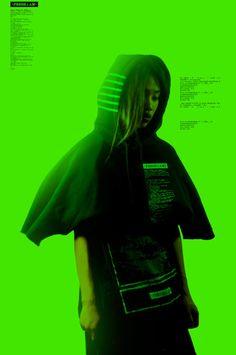 "themaxdavis: "" Cyber Tribe SS 2014 Lookbook from FRESH.i.AM Creative Direction…"