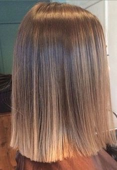 12 goddess in the long straight hair, sweet literature and temperament – Page 5 – Hairstyle Brown Ombre Hair, Ash Blonde Hair, Light Brown Hair, Brunette Hair, Short Blonde, Brown Hair Colors, Shoulder Length Hair, Hair Highlights, Balayage Hair