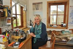 Author of best-selling Katie Morag books reveals how 30 years on island of Coll shaped her writing - Daily Record Katie Morag, Retirement Quotes, Retirement Cards, Early Retirement, Best 3d Printer, 3d Printer Projects, Writing Worksheets, How To Treat Acne, Book Publishing