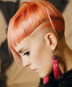 Blading Tips You Need To Start Doing Today Hair Magazine, Hair Studio, Studios, Drop Earrings, Hair Styles, Beauty, Fashion, Hair Plait Styles, Moda