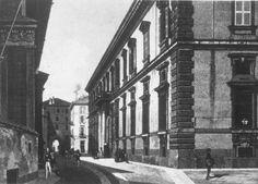 Palazzo Brera. #storia #cultura #arte #storiadibrera #architettura #1800