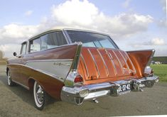 1957 Chevrolet Nomad two door wagon for sale 1957 Chevrolet, Wagons For Sale, Car, Vehicles, Automobile, Autos, Cars
