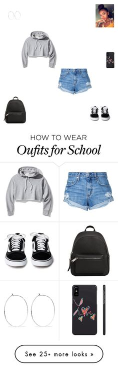 """School sucks"" by synclairel on Polyvore featuring Nobody Denim, Frame, Catbird, MANGO, Winter, cute, casual and ootd"
