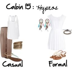 """Cabin 15: Hypnos"" by idmiliris on Polyvore"