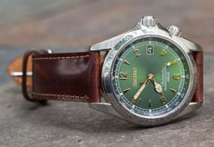 Seiko Alpinist | by ssssnake529