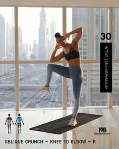 Fitness Workouts, Hiit Workout Videos, Gym Workout For Beginners, Gym Workout Tips, Fitness Workout For Women, Workout Challenge, Workout Abs, Cardio Workouts, Weight Loss