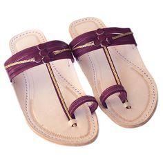 9f72f25c550fe4 Items similar to Handmade kolhapuri leather sandals