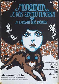 Výsledek obrázku pro morgiana plakát