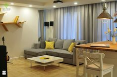 Salon styl Nowoczesny - zdjęcie od Art of Home - Salon - Styl Nowoczesny - Art of Home