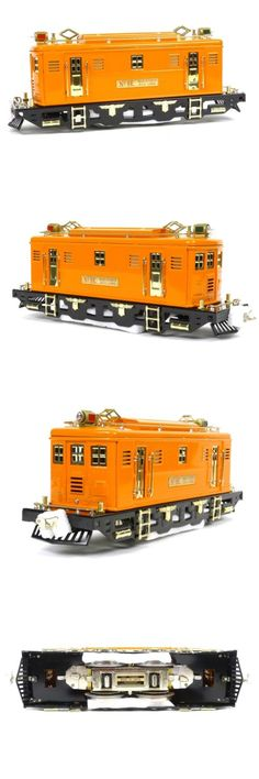 Locomotives 180323: Mth Trains Tinplate Traditions Standard Gauge 9E Electric Locomotive 10-1104-0 -> BUY IT NOW ONLY: $549.95 on eBay!