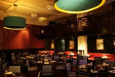 Shanghai Blues Chinese Restaurant & Bar in London 193-197 High Holborn London WC1V 7BD Tel: 207 404 1668/9