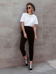 Looks femininos super simples e estilosos para o verão f7453206c6f68