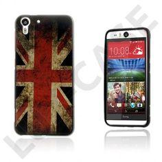 Westergaard HTC Desire Eye Deksel – Vintage UK Flagg Phone Cases, Iphone, Eyes, Vintage, Uk Flag, Phone Case, Vintage Comics, Cat Eyes, Snow