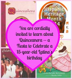 Crafty Moms Share: Quinceanera -- Exploring Hispanic Heritage