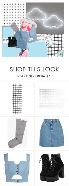 """""""did you find your bítch in me?"""" by anekochan on Polyvore featuring Express, Topshop and Chicnova Fashion"""