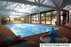Une pièce à vivre de plus avec une piscine d'intérieur