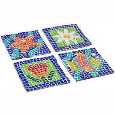 101 Best Easy Mosaic Projects Images Mosaic Projects