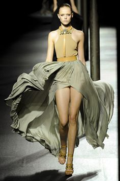 Lanvin Spring 2011 Ready-to-Wear Collection on Style.com: Complete Collection