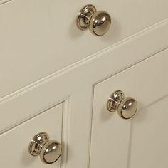 Exceptionnel Hafele Polished Nickel Kitchen Door Knob,   31/38 Mm