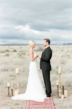 This scale and height but less vintage rustic/shabby chic. Brian Gavin Diamonds takes Marfa with Magnolia Rouge. Rose Wedding, Chic Wedding, Dream Wedding, Southwestern Wedding, Southwest Style, Low Budget Wedding, Chic Vintage Brides, After Life, Wedding Dinner