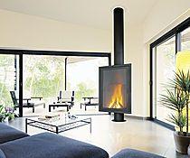 Eurofocus 951 - Design fireplace