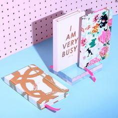 We are in love with these Ban.do agendas!