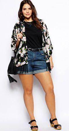 #Look- #Outfits para mujeres con #curvas/ #Curvy Gordita!