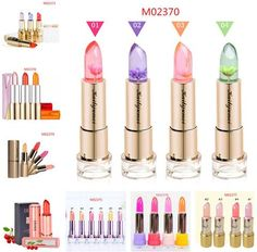 NEW! Color Changing Jelly Flower Lipstick - Free shipping!