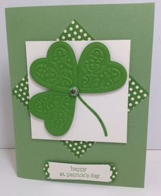 St. Patrick meets St. Nick by franb63 - Cards and Paper Crafts at Splitcoaststampers