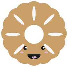 biscottino realizzato con illustrator