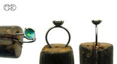 Silberschmuck - Silber Ring SIMPLE 1 von MartaRudnicka auf DaWanda.com