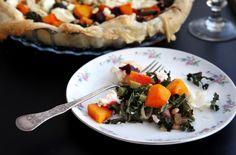Grønnkålpai Food Inspiration, Feta, Chicken, Pizza, Ethnic Recipes, Cubs