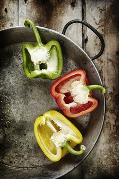 Foods That'll Never Make You Fat: Bell Peppers, however you eat them - just eat them.