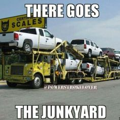 Loosers only drive Chevys Chevy Memes, Truck Memes, Truck Quotes, Funny Car Memes, Truck Humor, Car Quotes, Ford Humor, Ford Jokes, Cool Trucks