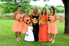 Harley Davidson Wedding ~ Don't be afraid to be different, you can pull off the Black Wedding dress if you want.